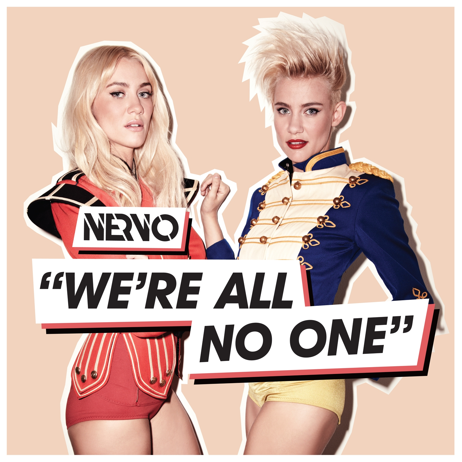 NERVO (feat. Afrojack & Steve Aoki) - We're All No One (Hook N Sling Remix)